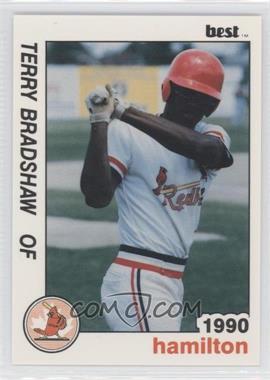 1990 Best Hamilton Redbirds - [Base] #23 - Terry Bradshaw