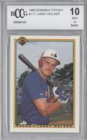 Larry Walker [BCCG Mint]