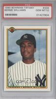 Bernie Williams [PSA 10]
