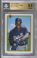 Frank Thomas (Danny Gladden back) [BGS 9.5 GEM MINT]