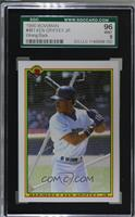 Ken Griffey Jr., (Rob Deer Back) [SGC 9 MINT]