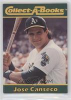 Jose Canseco Baseball Cards Matching Collect A Books