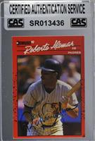 Roberto Alomar [CAS Certified Sealed]