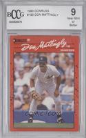 Don Mattingly [Encased]