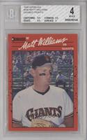 Matt Williams [BGS 4]