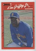 Ken Griffey Jr. (. After Inc in the Copyright at top back)