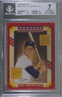 Carl Yastrzemski [BGS 7 NEAR MINT]