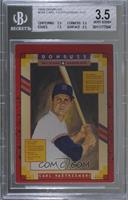 Carl Yastrzemski [BGS 3.5 VERY GOOD+]