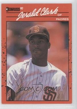 1990 Donruss - [Base] #593 - Jerald Clark