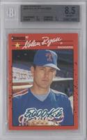 Nolan Ryan (5000 K's on Front and Back) [BGS 8.5]