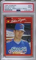 Nolan Ryan (5000 K's on Front and Back) [PSA9]