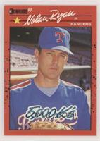 Nolan Ryan (5000 K's front with King of Kings back)