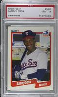 Sammy Sosa [PSA 9 MINT]