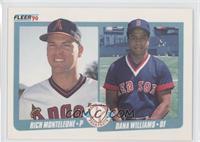 Rich Monteleone, Dana Williams