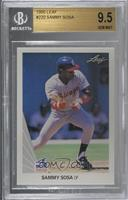 Sammy Sosa [BGS 9.5 GEM MINT]