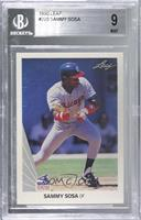 Sammy Sosa [BGS 9 MINT]
