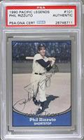 Phil Rizzuto [PSA AUTHENTIC]
