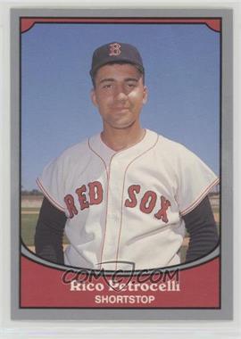1990 Pacific Baseball Legends Base 64 Rico Petrocelli