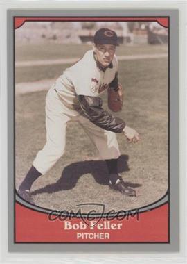 1990 Pacific Baseball Legends Base 85 Bob Feller