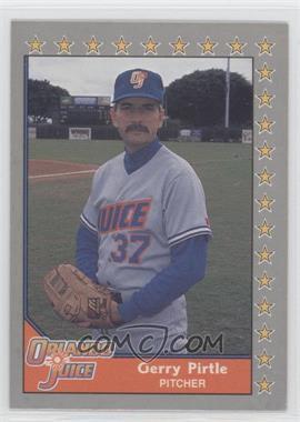 1990 Pacific Senior Professional Baseball Association - [Base] #198 - Gerry Pirtle