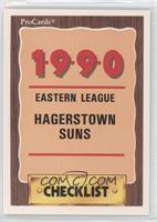 Hagerstown Suns Team