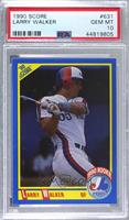 Larry Walker [PSA 10 GEM MT]