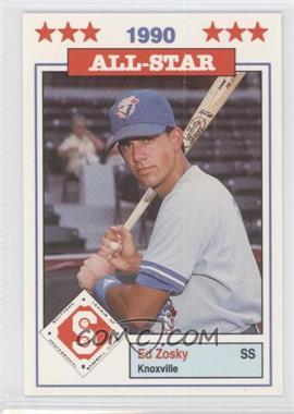 1990 Southern League All-Stars - [Base] #13 - Eddie Zosky