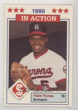 1990 Southern League All-Stars - [Base] #44 - Frank Thomas