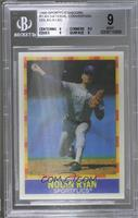 Nolan Ryan [BGS 9 MINT]