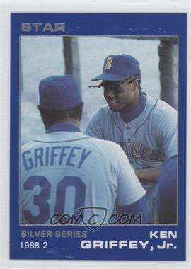 1990 Star Silver - [Base] #93 - Ken Griffey Jr. /2000