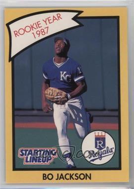 1990 Starting Lineup Cards - Rookie Year #BOJA - Bo Jackson