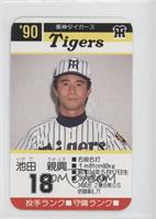 Chikafusa Ikeda