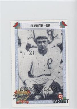 1990 Target All-Time Dodger Series - [Base] #893 - Ed Appleton