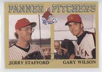 Gary Wilson, Jerry Stafford