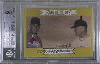 Seaver and the Skipper [BGS 9 MINT]