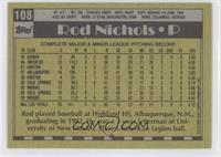 Rod Nichols
