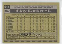 Clay Parker