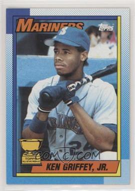 1990 Topps - [Base] #336 - Ken Griffey Jr.