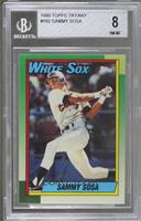 Sammy Sosa [BGS 8 NM‑MT]