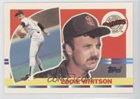 Ed Whitson