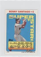 Benny Santiago (Howard Johnson 150) [PoortoFair]