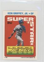 Ken Griffey Jr (Jeff Blauser 28; Kurt Stillwell 269)
