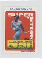 Bo Jackson (Gary Gaetti 288)