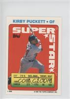 Kirby Puckett (Andy Van Slyke 124; Brook Jacoby 219)