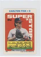 Carlton Fisk (Kevin Elster 2; Tom Gordon 322)