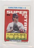 Carlton Fisk (Kirby Puckett 157)