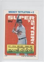 Mickey Tettleton (Kirk Gibson 60; Teddy Higuera 201)