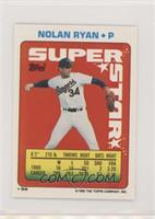 Nolan Ryan (Ken Howell 113; Bud Black 213)