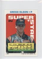 Gregg Olson (Ron Darling 98; Jeff Reardson 298)
