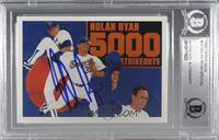 Nolan Ryan [BAS Certified Encased by BGS]